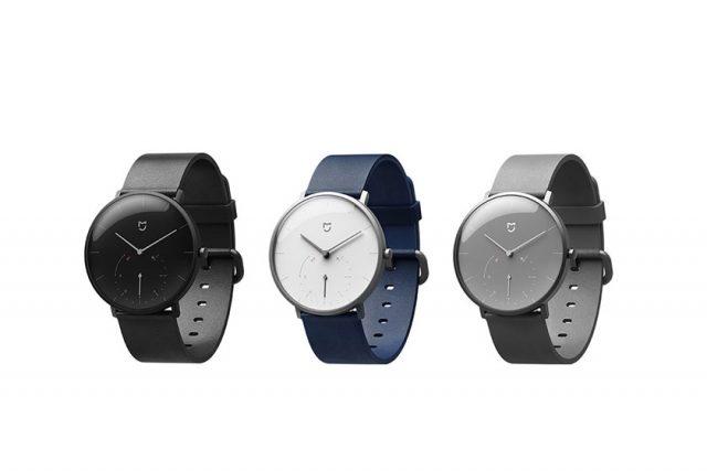 הוכרז: Xiaomi Mijia Quartz Watch – שעון חכם בעיצוב מחוגים קלאסי
