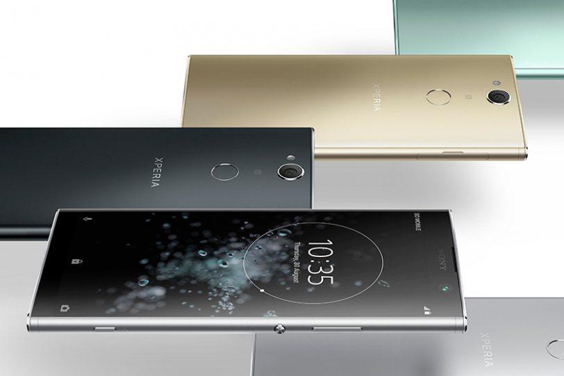 Sony Xperia XA2 Plus (תמונה: Sony Mobile)