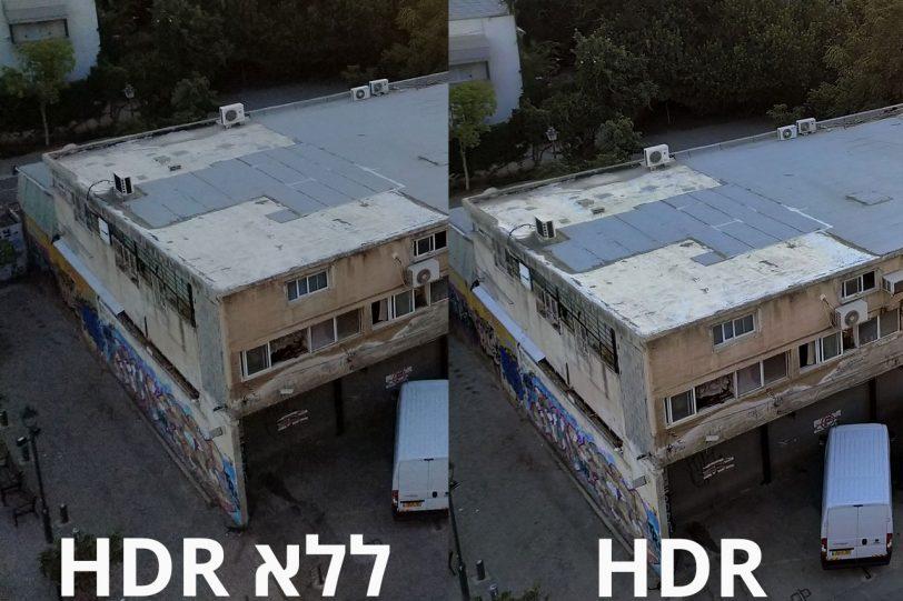 צילום HDR ב-Meizu 15 (צילומים: רונן מנדזיצקי, גאדג'טי)