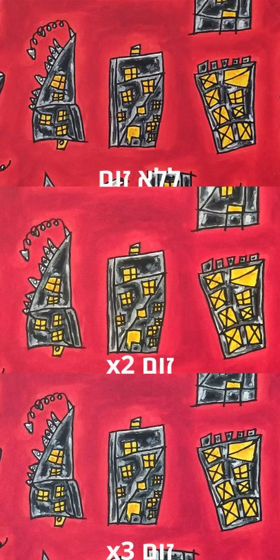 מצבי זום ב-Meizu 15 (צילומים: רונן מנדזיצקי, גאדג'טי)