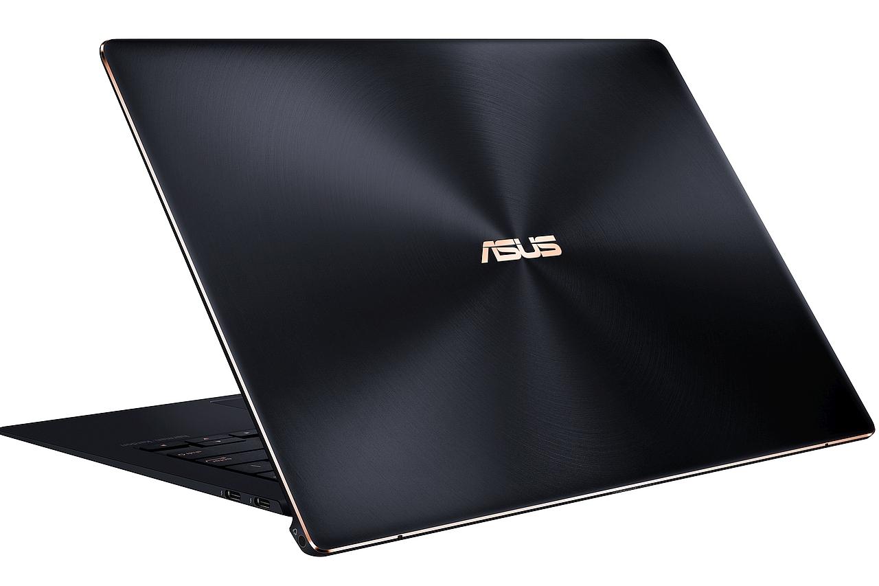 נייד ZenBook S דגם UX391FA (מקור אסוס)