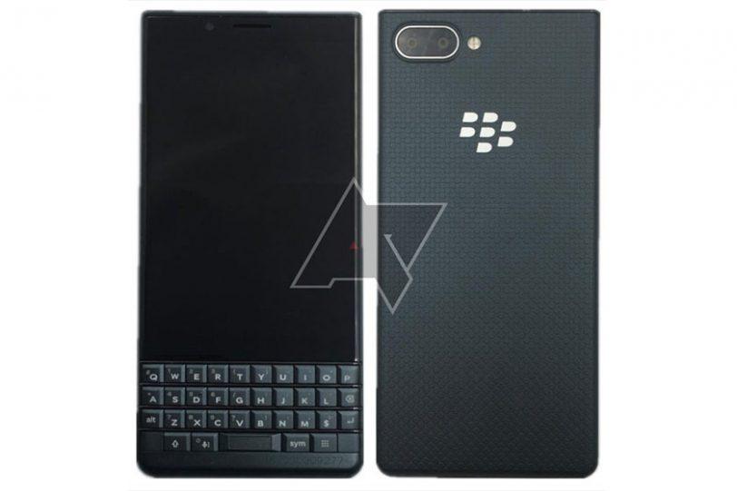 Blackberry Key2 LE (תמונה: AndroidPolice)