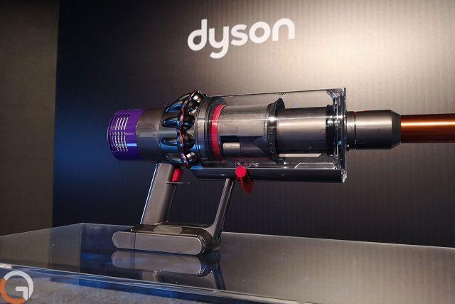 גאדג'טי מסקר: Dyson V10 – שואב אבק אלחוטי חזק במיוחד