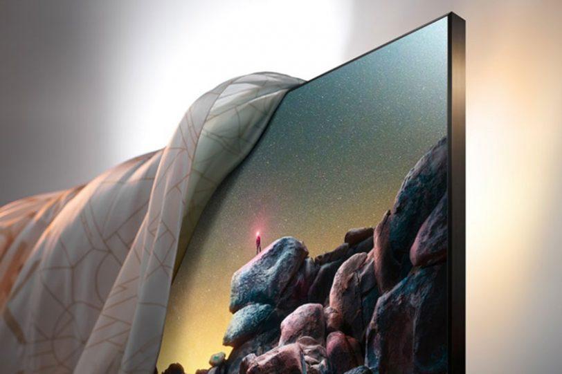 סמסונג תשיק את סדרת מסכי הטלוויזיה QLED 8K Q900R החל מספטמבר