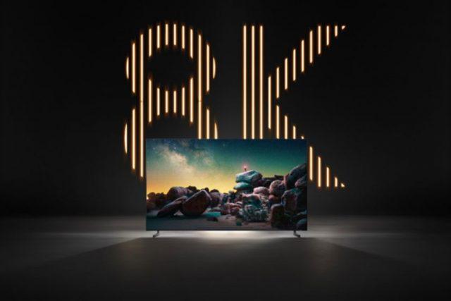 מסך טלוויזיה Samsung QLED 8K Q900R (תמונה: סמסונג)