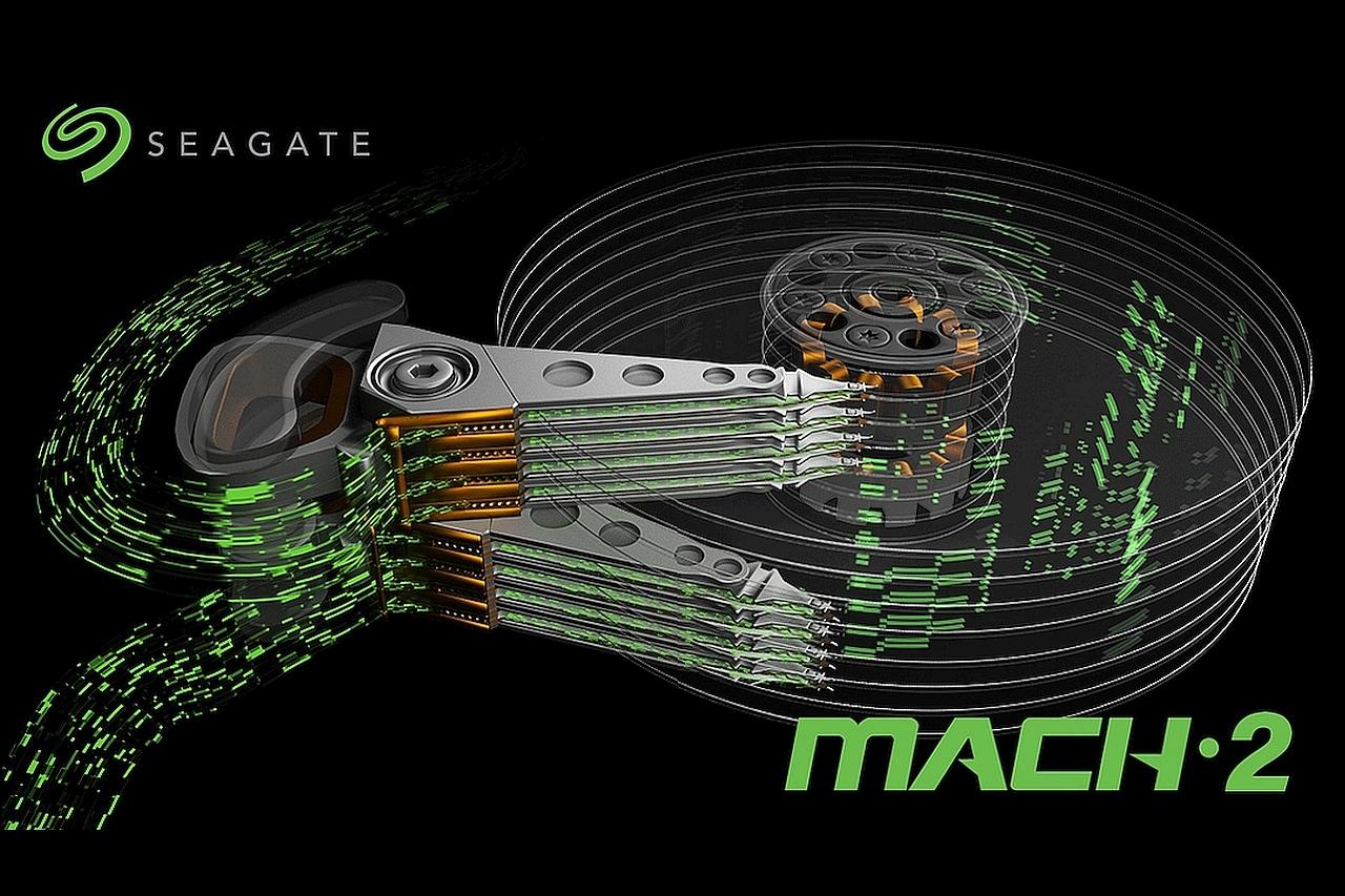 טכנולוגיית MACH.2 (מקור סיגייט)