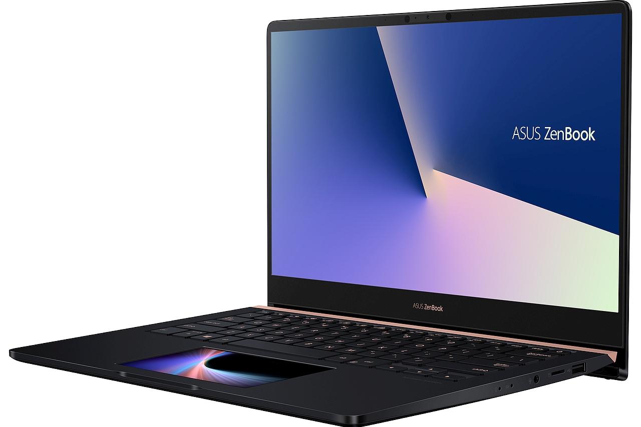 נייד ZenBook Pro 14 (מקור אסוס)