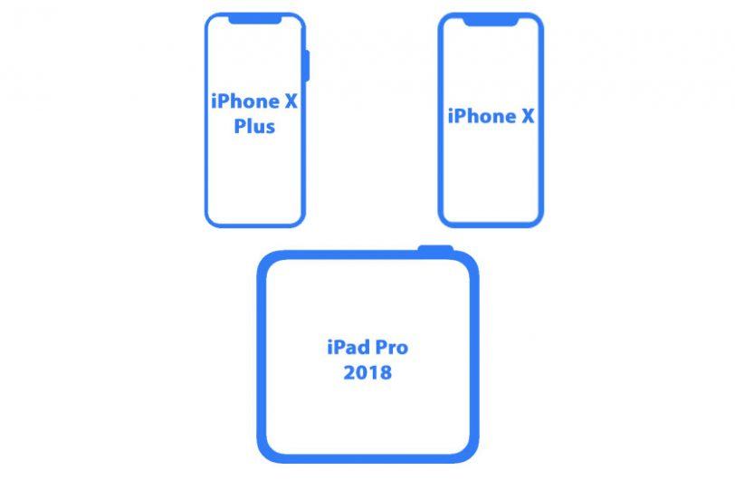 צורות האייפון והאייפד (תמונות: Guilherme Rambo)