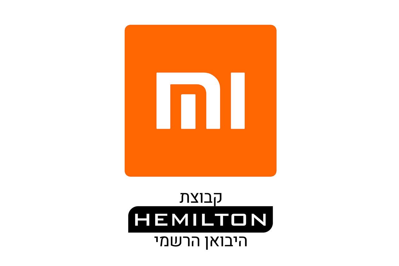 Xiaomi + Hemilton lgoos