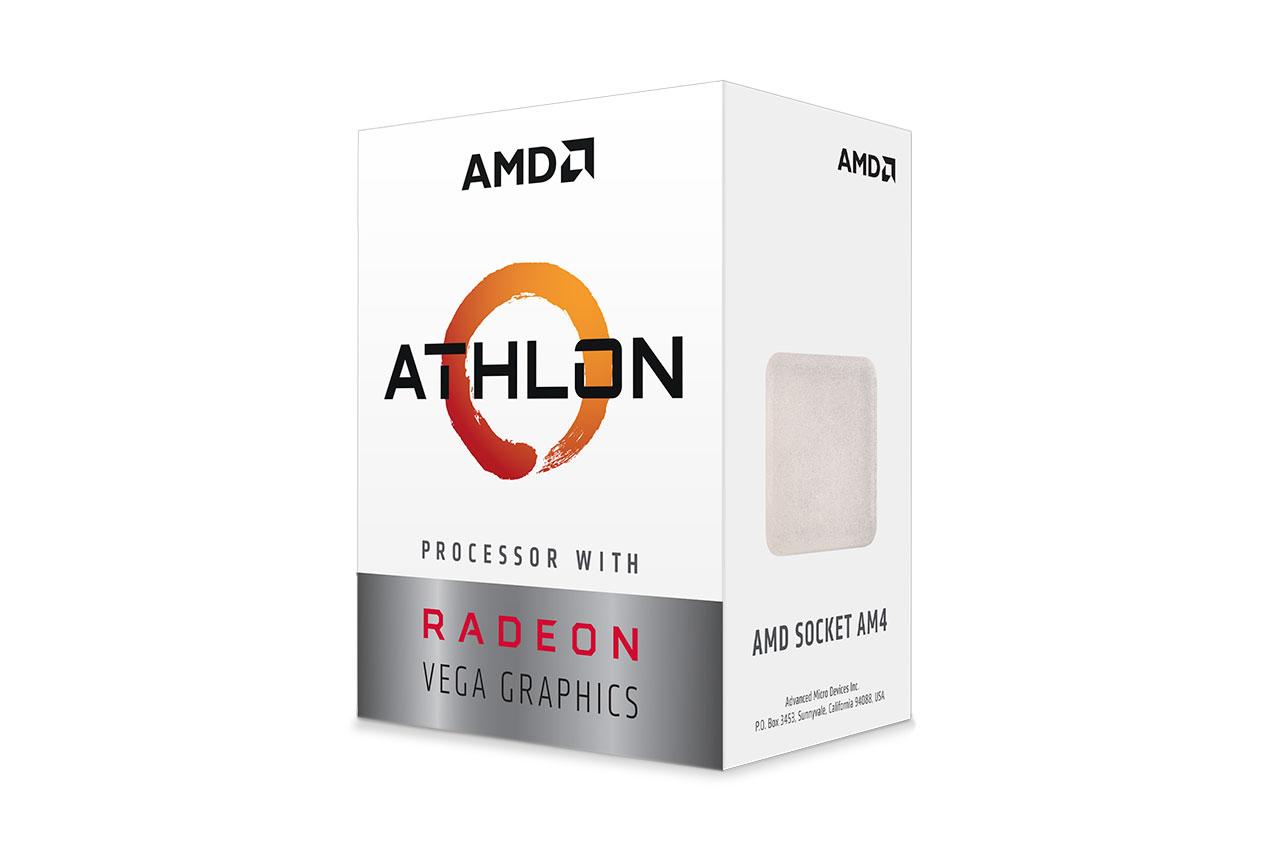 AMD Athlon (תמונה: AMD)