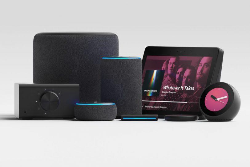 Amazon Echo 2018 (תמונה: Amazon)