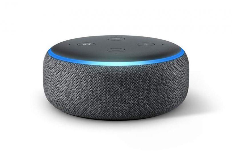 רמקול Echo Dot (תמונה: Amazon)
