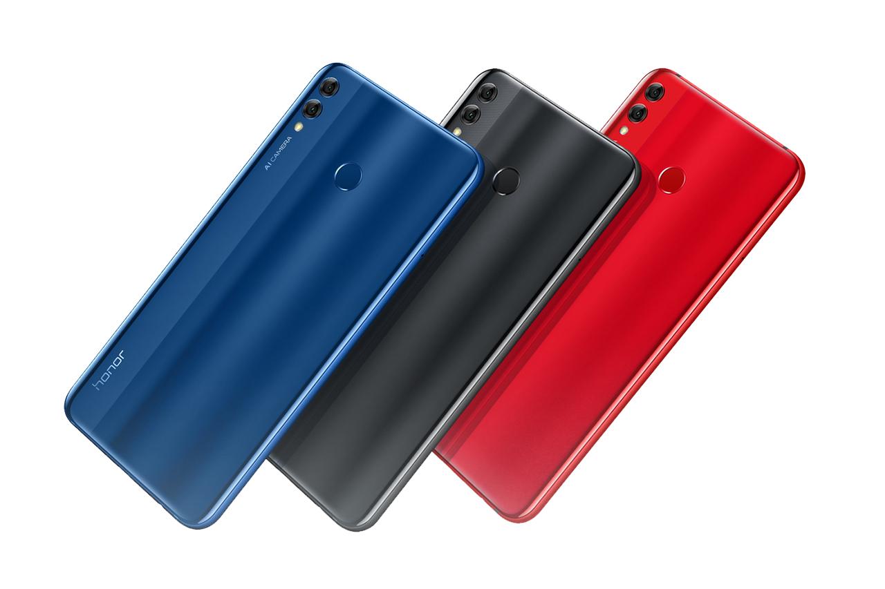 הוכרזו: Huawei Honor 8X ו-Honor 8X Max – מסכי ענק ומחירים