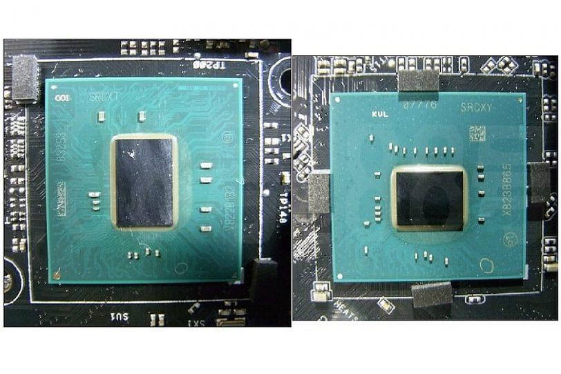 ערכת שבבים H310 ו-H310C בייצור 14nm ו-22nm (מקור eteknix)