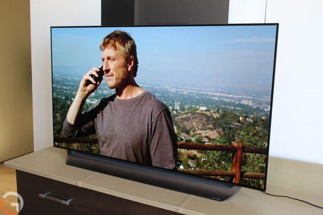גאדג'טי מסקר: LG 55C8Y – דגם הכניסה לסדרת טלוויזיות ה-OLED לשנת 2018