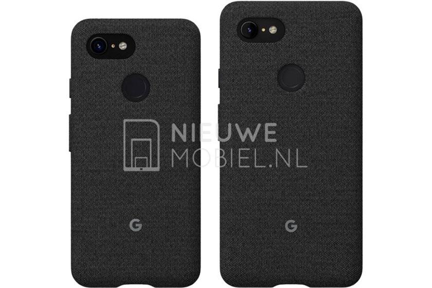 Pixel 3 & Pixel 3 XL (תמונה: nieuwemobiel)