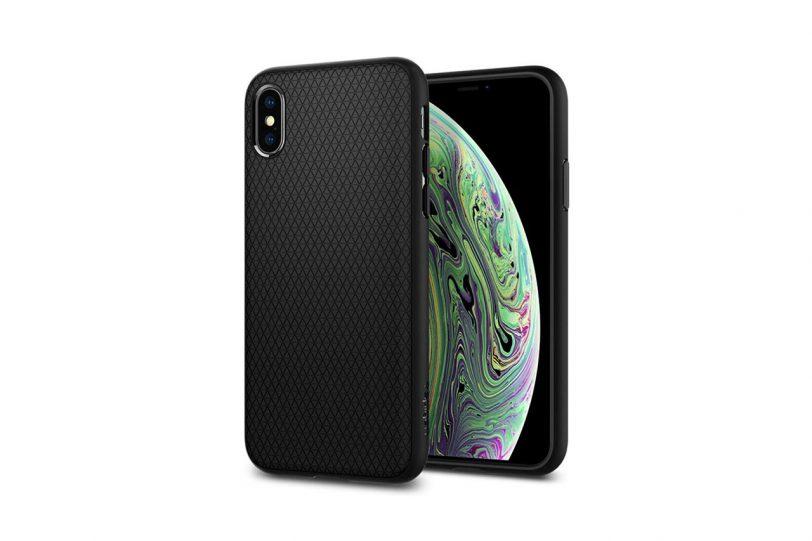 כיסוי ל-iPhone XS (תמונה: Spigen)