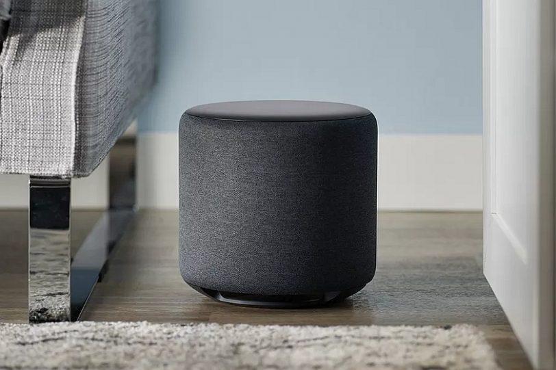 סאבוופר Echo Sub (תמונה: Amazon)