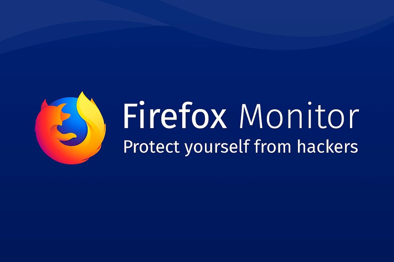 שירות Firefox Monitor (מקור פיירפוקס)
