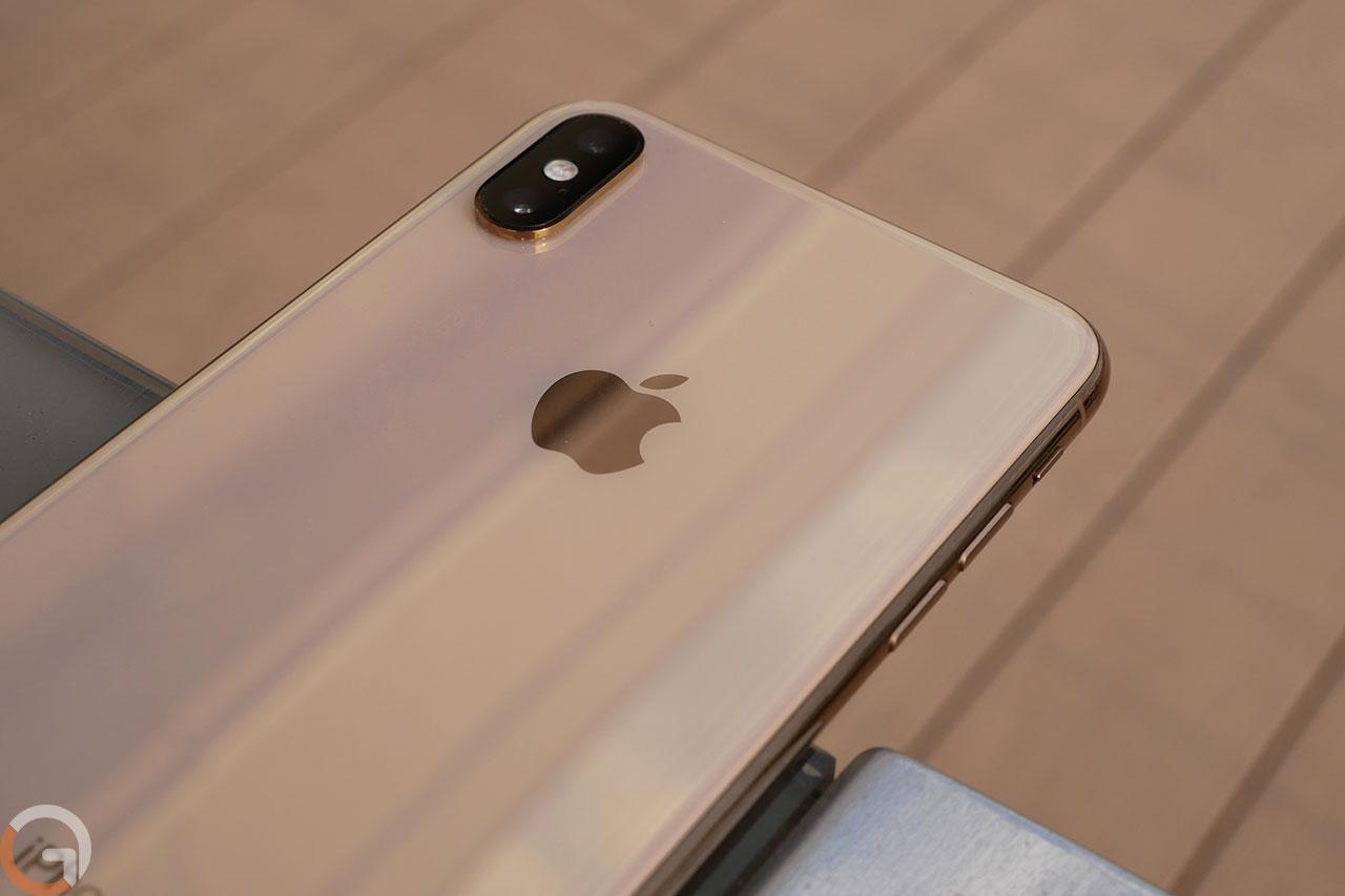 iPhone XS Max (צילום: רונן מנדזיצקי, גאדג'טי)