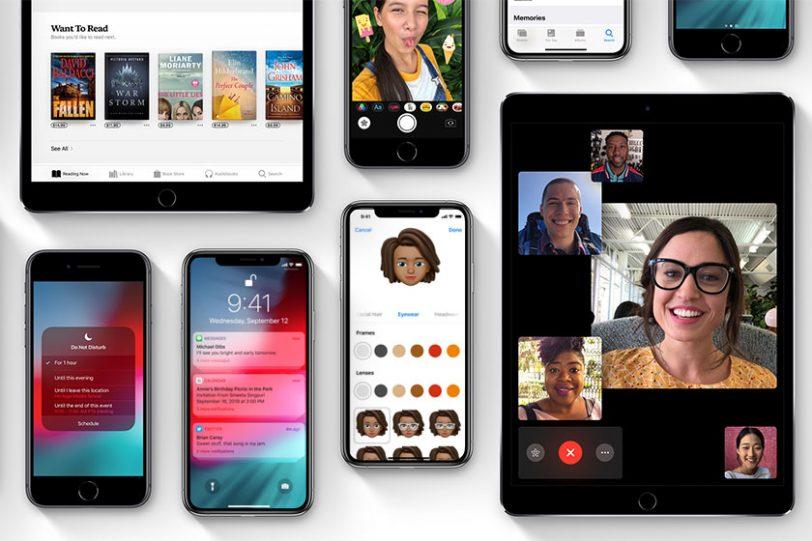 iOS 12 (תמונה: Apple)