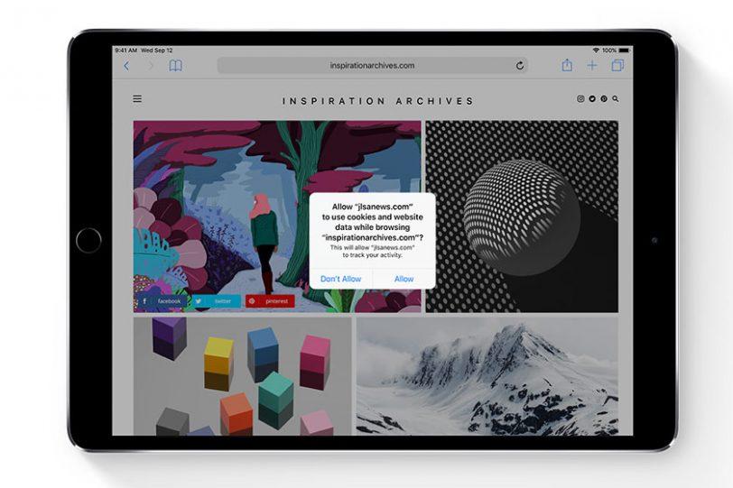 אבטחה ב-iOS 12 (תמונה: Apple)