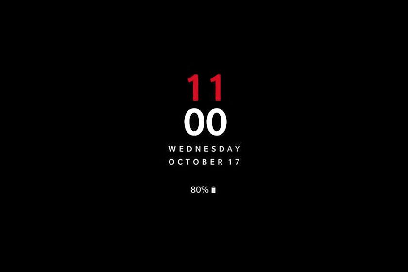 תאריך אפשרי להשקת OnePlus 6T