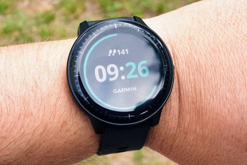 שעון ספורט חכם vivoactive 3 Music (צילום: צחי הופמן)