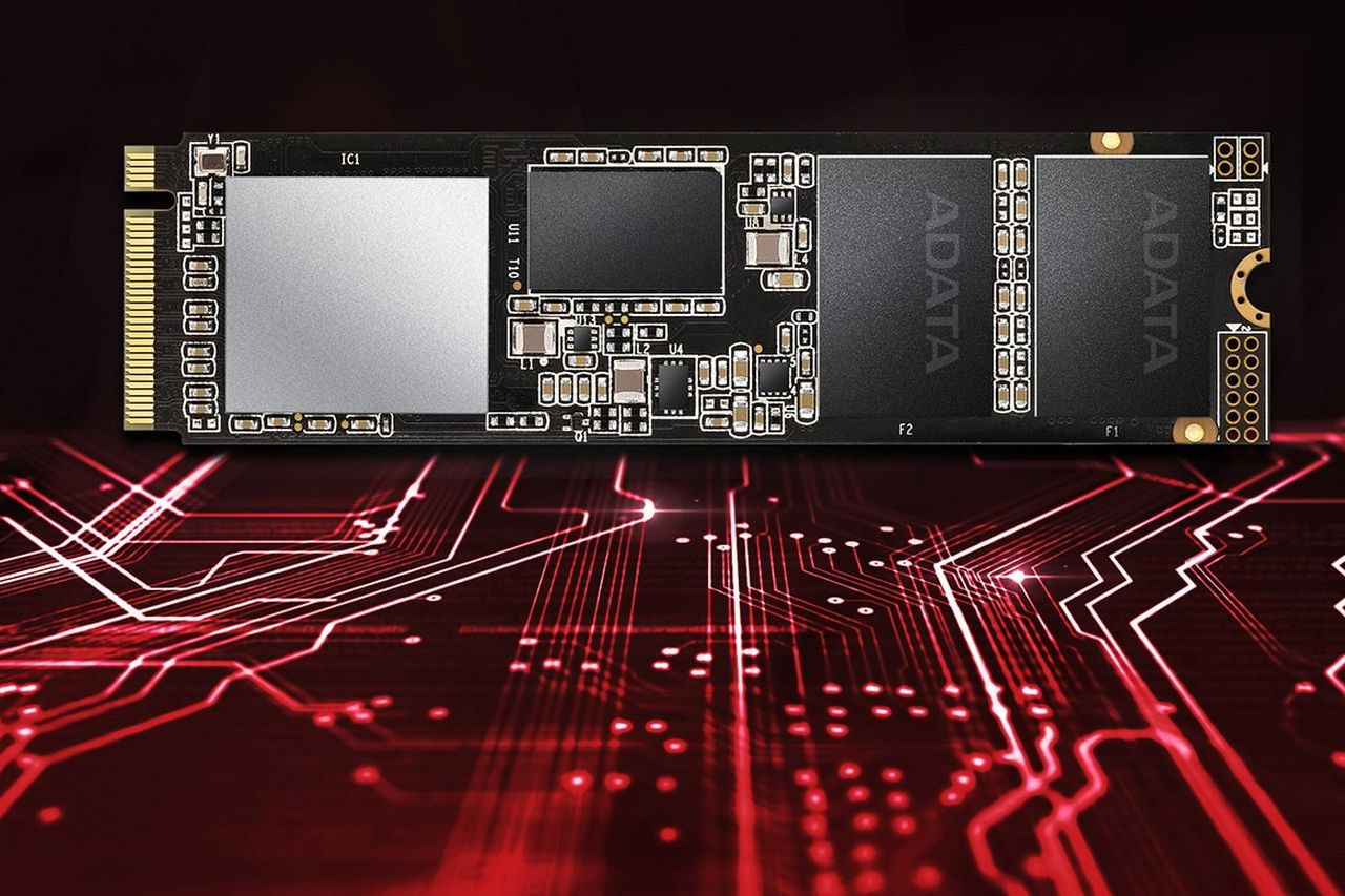 כונן XPG SX8200 Pro (מקור ADATA)