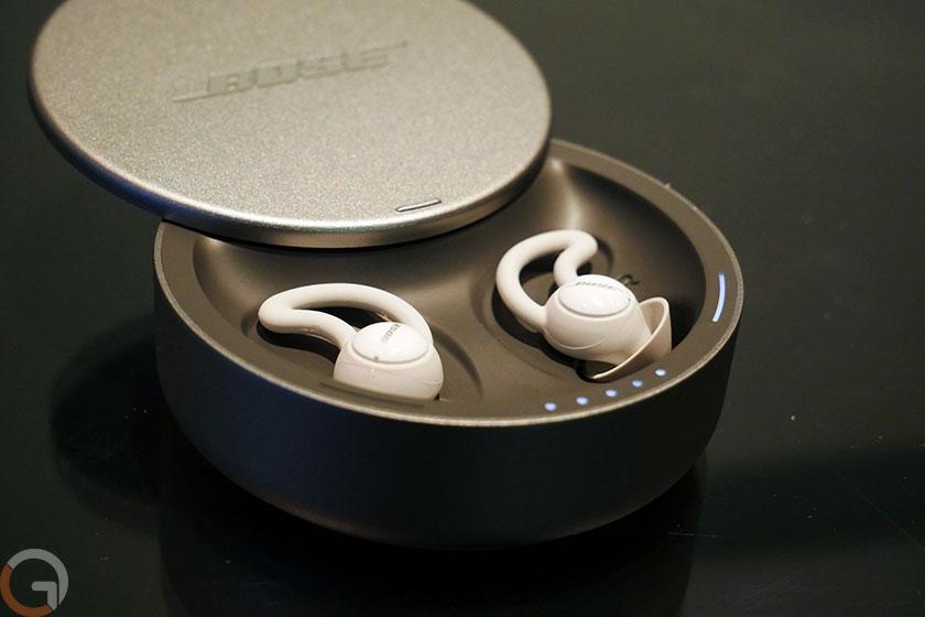 אוזניות Bose Sleepbuds (צילום: רונן מנדזיצקי, גאדג'טי)