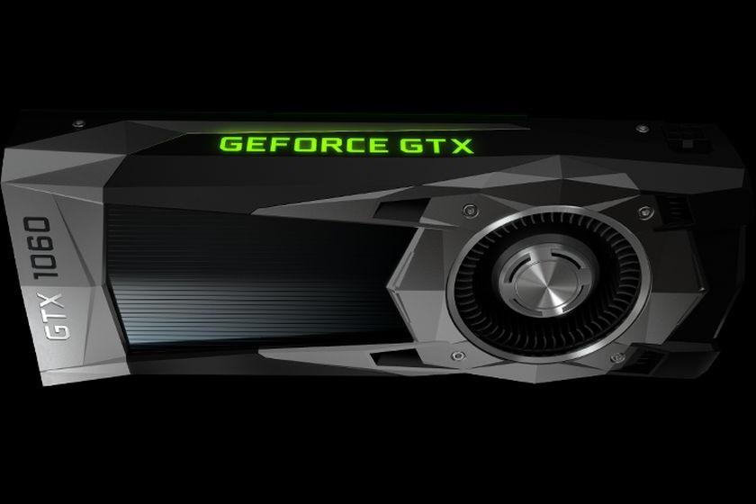 כרטיס GeForce GTX 1060 (מקור נווידיה)