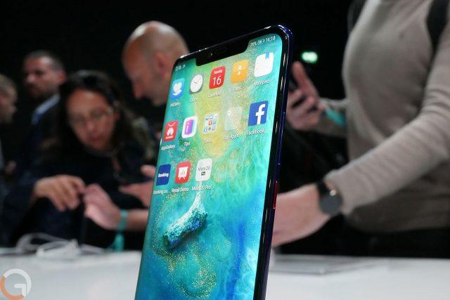 פתיחת קופסה והצצה ראשונה: Huawei Mate 20 Pro