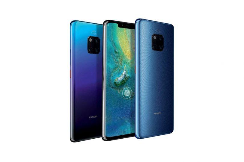 Huawei Mate 20 Pro (תמונה: Huawei)