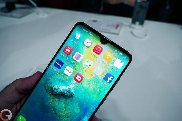 הצצה ראשונה: Huawei Mate 20 – סמארטפון גדול עם מבנה נוח לאחיזה