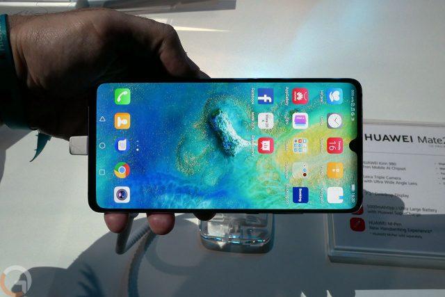 הצצה ראשונה: Huawei Mate 20X – זה פשוט ענק!