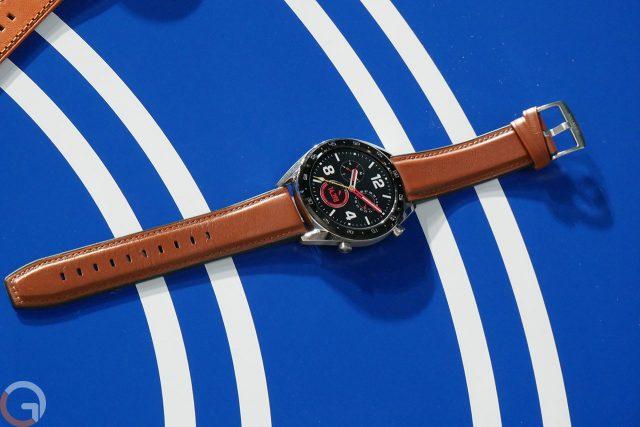 Huawei Watch GT (צילום: רונן מנדזיצקי, גאדג'טי)