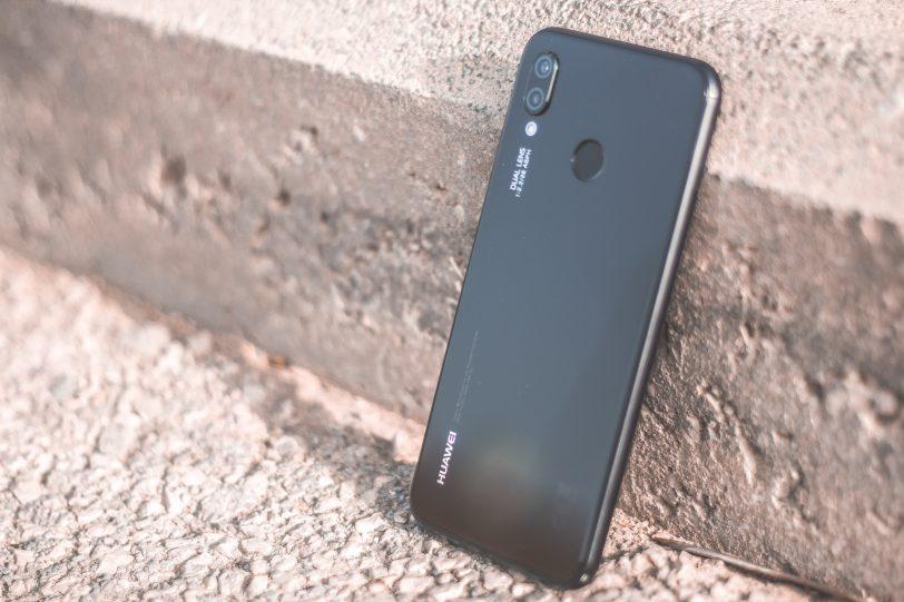 Huawei P20 Lite (צילום: אופק ביטון, גאדג'טי)
