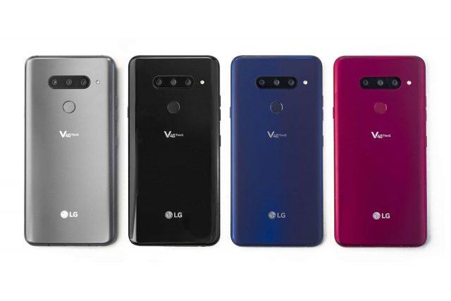 מכשיר הדגל LG V40 יגיע לישראל ב-21 בפברואר במחיר 3,249 שקלים