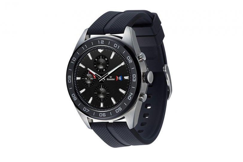 """LG Watch W7 Hybrid (תמונה: יח""""צ LG)"""