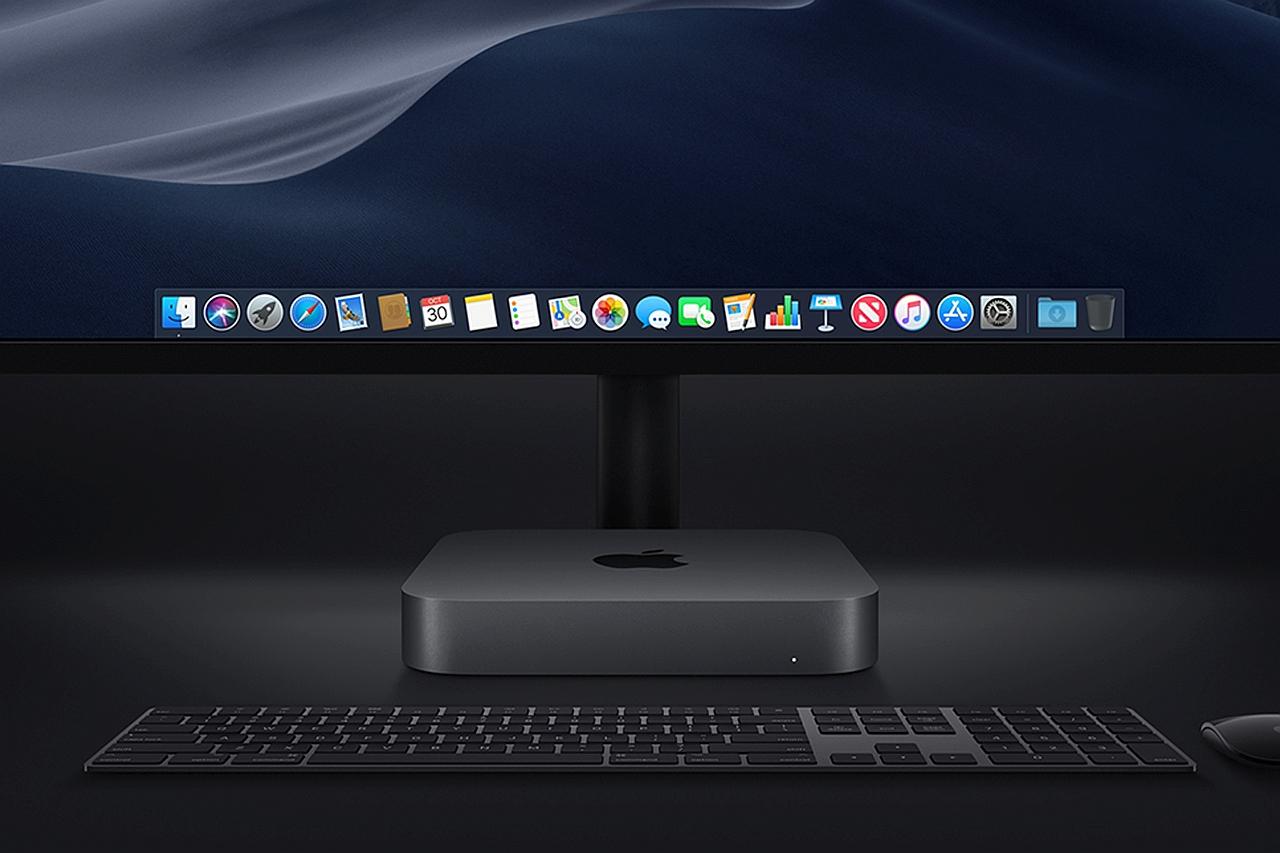 Mac Mini (מקור אפל)