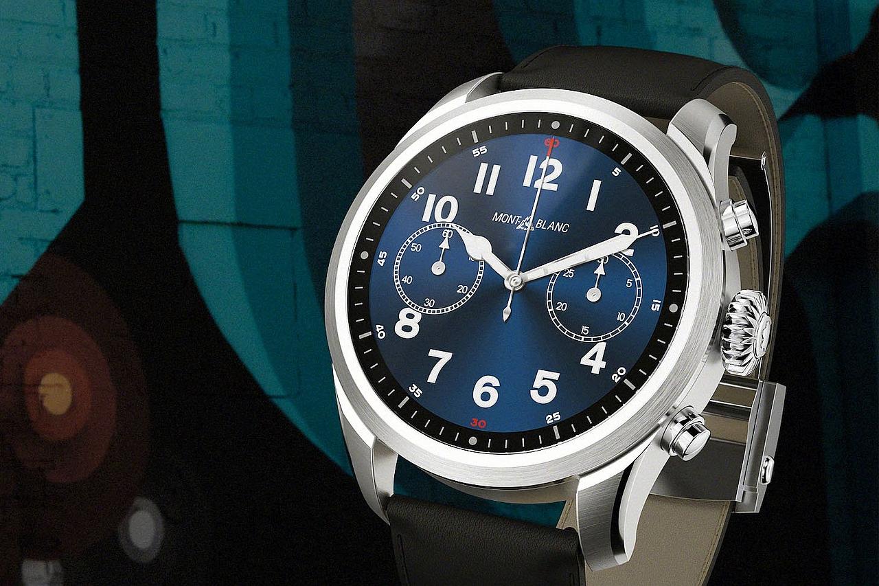 שעון Montblanc Summit 2 (מקור Montblanc)