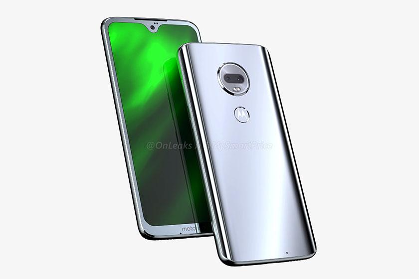 Motorola Moto G7 (תמונה: mysmartprice)