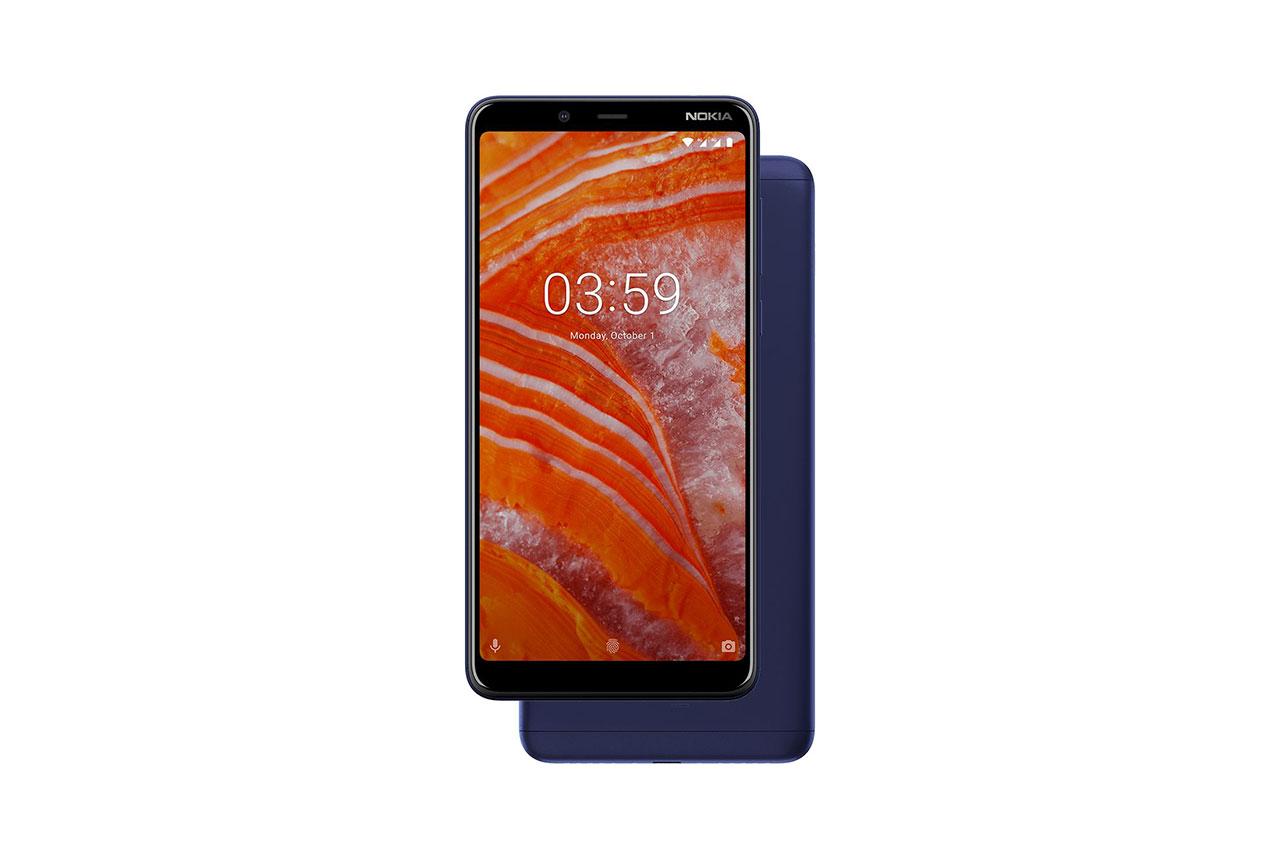 Nokia 3.1 Plus (תמונה: HMD Global)