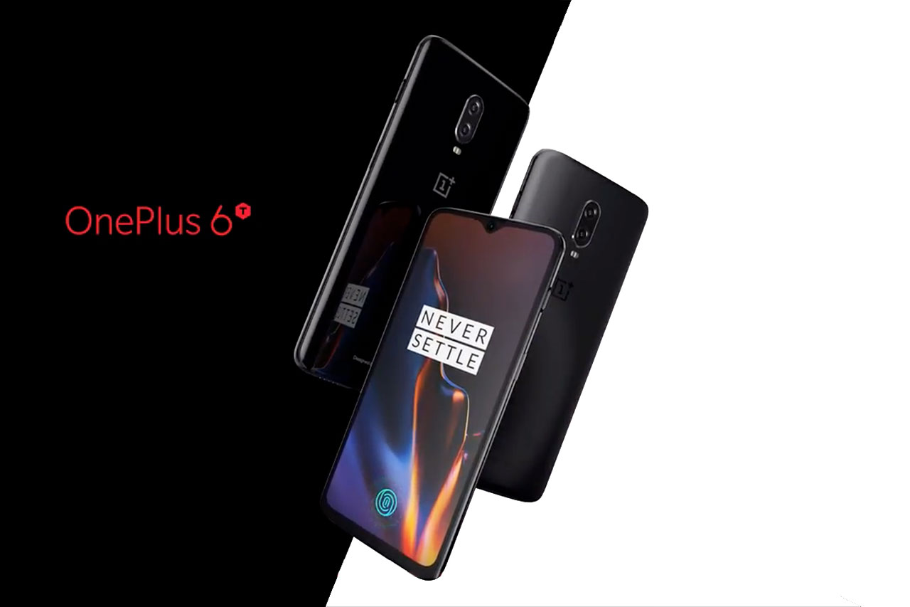 OnePlus 6T (תמונה: OnePlus)