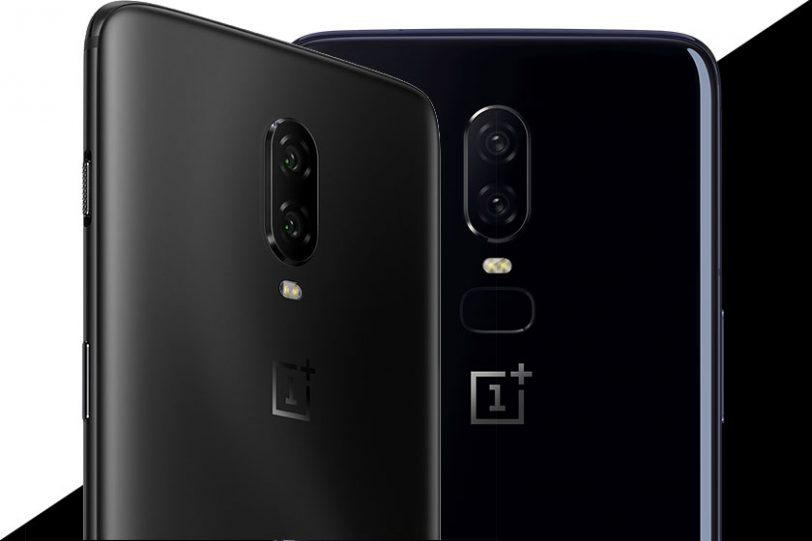 OnePlus 6T & OnePlus 6 (תמונות: OnePlus)
