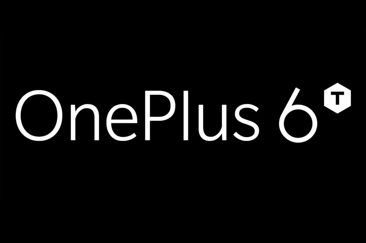 לוגו OnePlus 6T