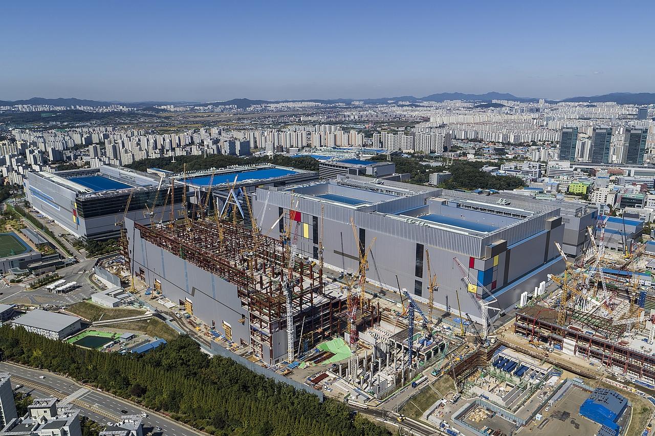 מפעל ה-EUV של סמסונג (מקור סמסונג)
