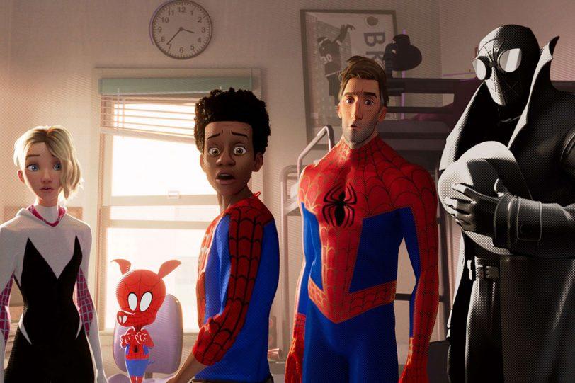 מתוך ספיידר-מן: מימד העכביש (תמונה באדיבות פורום פילם)
