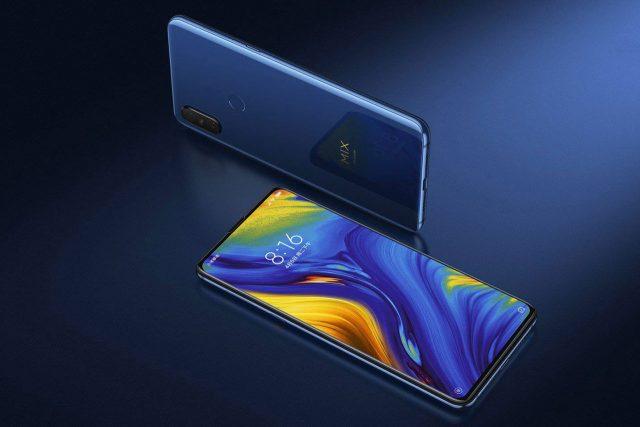 הוכרז: Xiaomi Mi Mix 3 5G – מכשיר ה-Snapdragon 855 הראשון מבית שיאומי