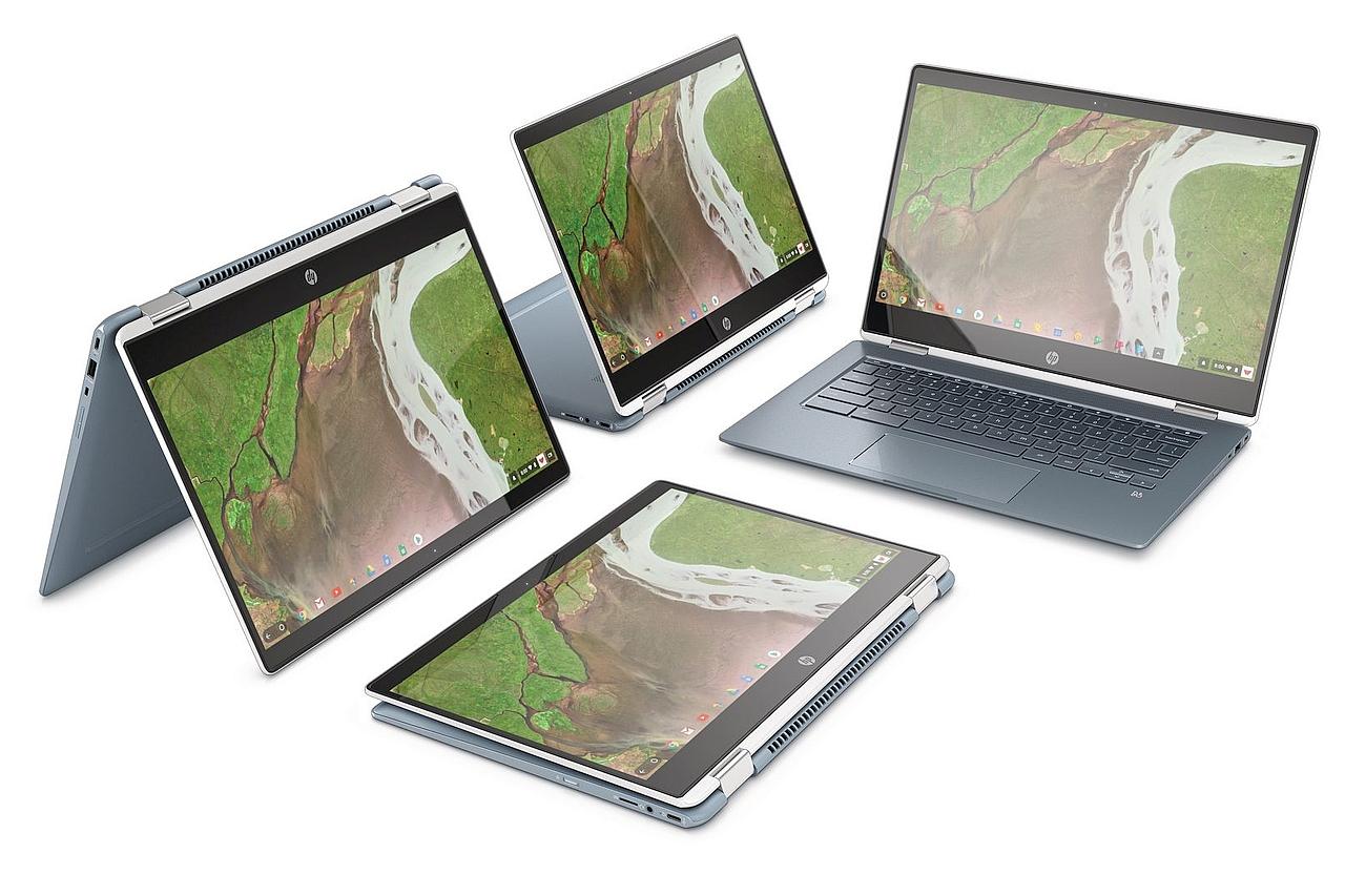 נייד HP Chromebook x360 14 (מקור HP)